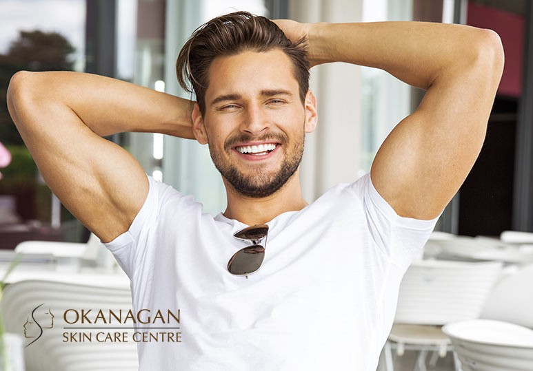 Customized Laser Hair Removal For Men