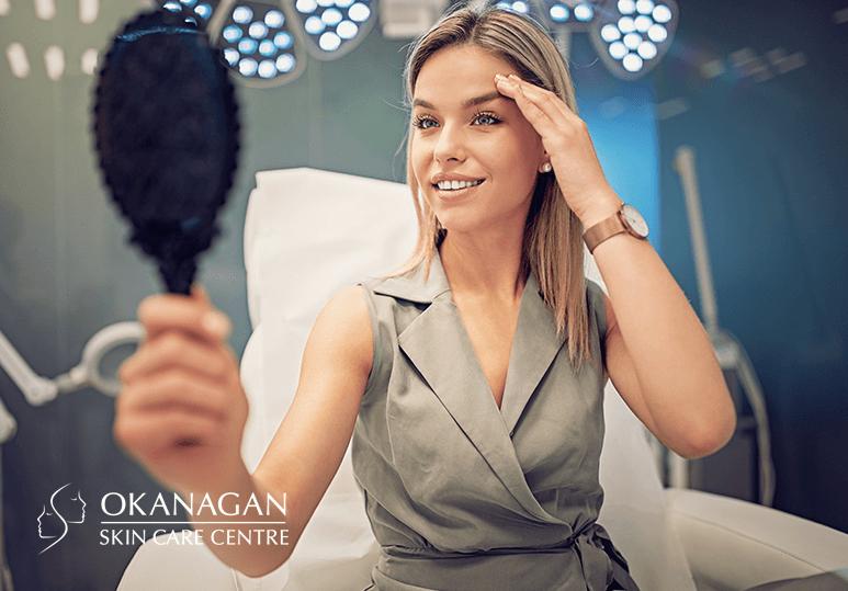 Okanagan skin - Uses of Botox