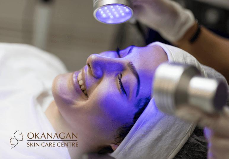 Effective Acne Treatment Using Blu-U Light Therapy